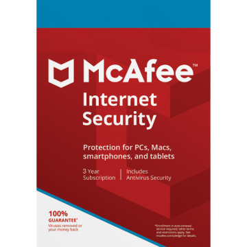 McAfee Internet Security 1...
