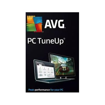 AVG PC TuneUP 1 lic. 1 rok